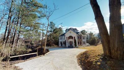Dawsonville Single Family Home For Sale: 21 Day Road
