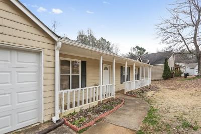 Kennesaw Single Family Home For Sale: 2936 Owens Point Trail NW