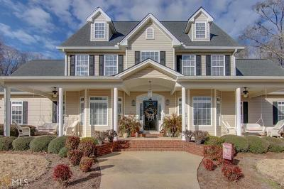 Newton County Single Family Home For Sale: 405 Alcovy Trestle Road