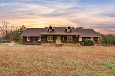 Newton County Single Family Home For Sale: 925 Henderson Mill Road