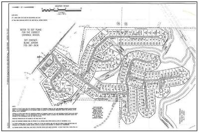 Canton Residential Lots & Land For Sale: 00 Reinhardt College Parkway