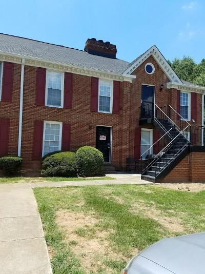 Marietta Condo/Townhouse For Sale: 1166 Booth Rd. Road SW #708