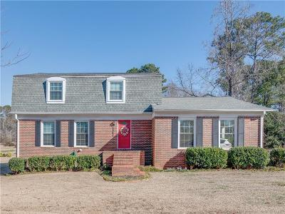 Griffin Single Family Home For Sale: 1541 Ridgewood