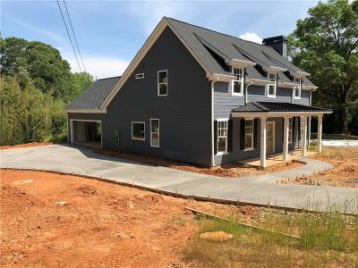 Gainesville Single Family Home For Sale: 8855 Bethel Road