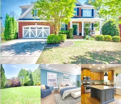 Cumming Single Family Home For Sale: 4885 Cheltenham Place