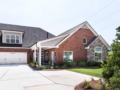 Johns Creek Condo/Townhouse For Sale: 6138 Brookhaven Circle