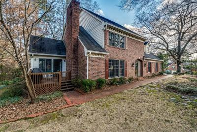 Dekalb County Single Family Home For Sale: 2977 Wilsons Crossing Court