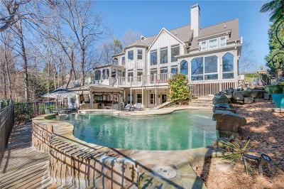 Flowery Branch Single Family Home For Sale: 6618 Club View Court