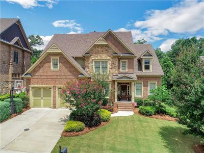 Cumming Single Family Home For Sale: 3255 Seven Oaks Drive