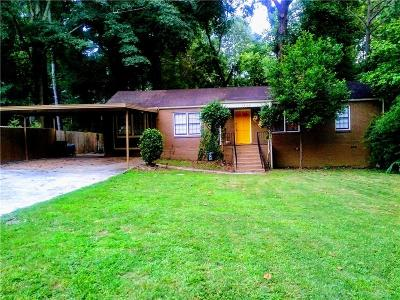 Atlanta Single Family Home For Sale: 1457 Lavista Road NE