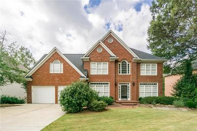 Marietta Single Family Home For Sale: 4540 Rutherford Drive