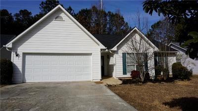 Duluth Single Family Home For Sale: 4807 Shelburne Trace
