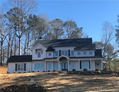 Alpharetta Single Family Home For Sale: 346 Old Jones Road