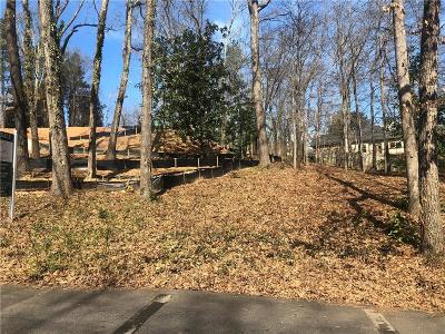 Smyrna Residential Lots & Land For Sale: 2159 Cumberland Drive SE