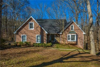 Alpharetta Single Family Home For Sale: 160 Shadow Springs Drive