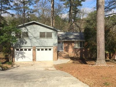 Chamblee Single Family Home For Sale: 4154 Commodore Drive