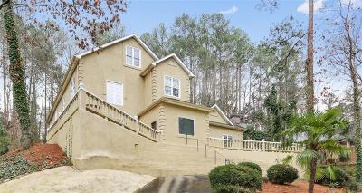 Single Family Home For Sale: 1050 Edgewater Drive
