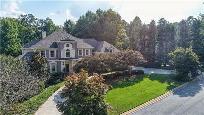 Marietta Single Family Home For Sale: 1078 Woodruff Plantation Parkway SE