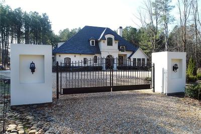 Barrow County, Forsyth County, Gwinnett County, Hall County, Newton County, Walton County Single Family Home For Sale: 2852 Thompson Mill Road