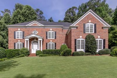 Marietta Single Family Home For Sale: 3711 Langley Oaks Place