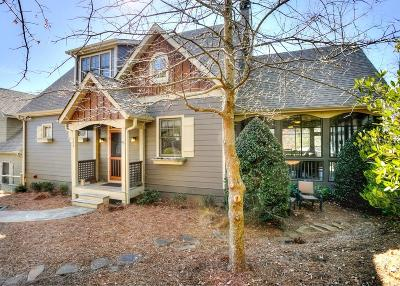 Big Canoe Single Family Home For Sale: 35 Laurel Ridge Lane