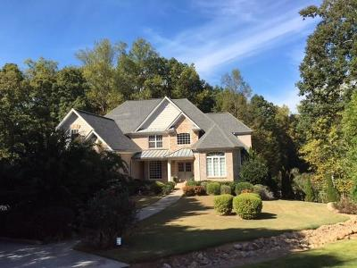 Marietta Single Family Home For Sale: 3899 Providence Road
