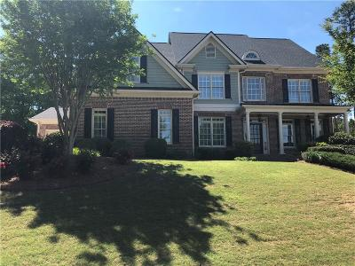 Snellville Single Family Home For Sale: 492 Grassmeade Way