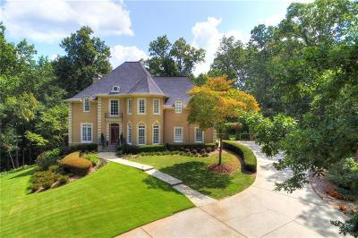 Johns Creek Single Family Home For Sale: 10575 Montclair Way