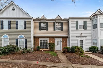 Alpharetta Condo/Townhouse For Sale: 1413 Morningside Park Drive