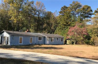 Stockbridge Single Family Home For Sale: 4656 East Fairview Road
