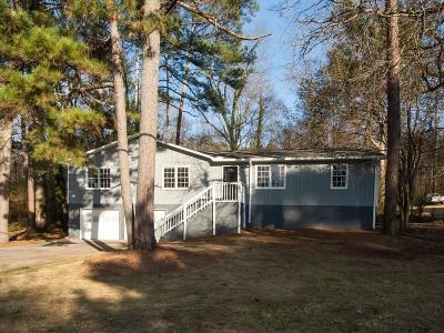 Winston Single Family Home For Sale: 4681 E Glen Ridge Circle