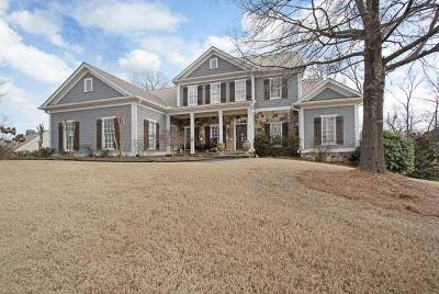 Dawsonville Single Family Home For Sale: 256 River Overlook Road