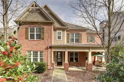 Smyrna Single Family Home For Sale: 4794 Terramond Lane SE