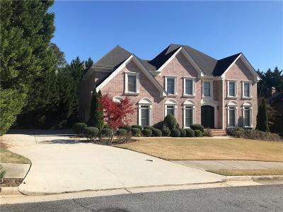 Alpharetta Single Family Home For Sale: 430 Morton Mill Lane