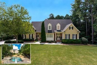 Alpharetta Single Family Home For Sale: 905 Post Oak Close