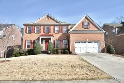 Alpharetta  Single Family Home For Sale: 5630 Hastings Terrace