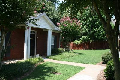 Cherokee County Rental For Rent: 141 Mirramont Lake Drive