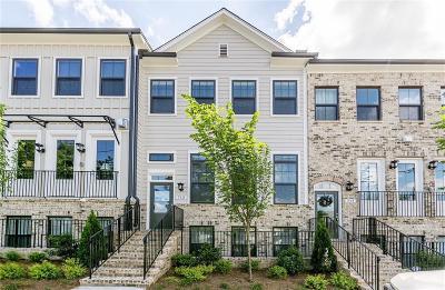Atlanta Condo/Townhouse For Sale: 1712 Morningtide Lane #47