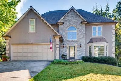 Marietta Single Family Home For Sale: 4553 Ashmore Circle NE