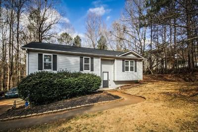 Auburn Single Family Home For Sale: 673 Jockey Lane