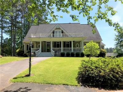 Newton County Single Family Home For Sale: 625 W Lake Drive