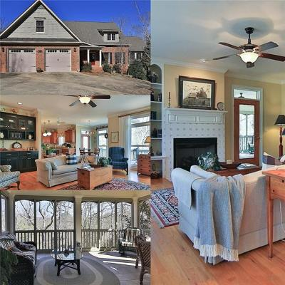 Jasper Single Family Home For Sale: 175 Twin Springs Lane