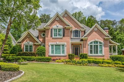 Dunwoody Single Family Home For Sale: 5153 Sheridan Lane