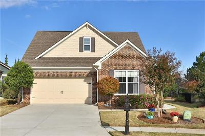 Gainesville Single Family Home For Sale: 3185 Willow Creek Drive SW