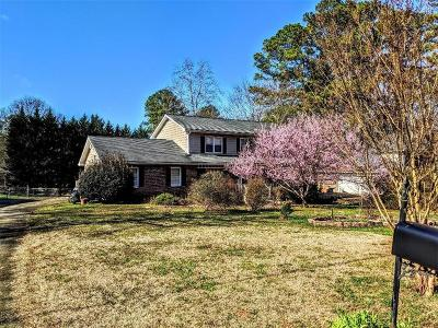 Lilburn Single Family Home For Sale: 4624 Cinco Drive SW