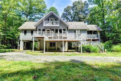 White County Single Family Home For Sale: 1076 Little Hawk Road