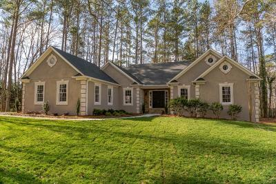 Powder Springs Single Family Home For Sale: 1390 Corner Road
