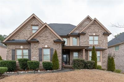 Loganville Single Family Home For Sale: 907 Arbor Drive