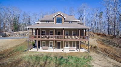 White County Single Family Home For Sale: 133 Timber Lane