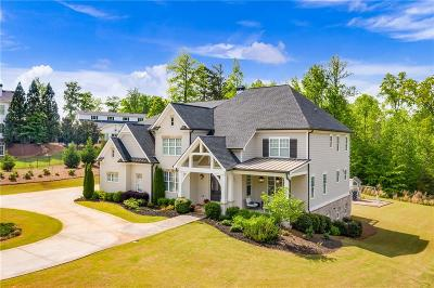 Alpharetta Single Family Home For Sale: 121 Townsend Pass